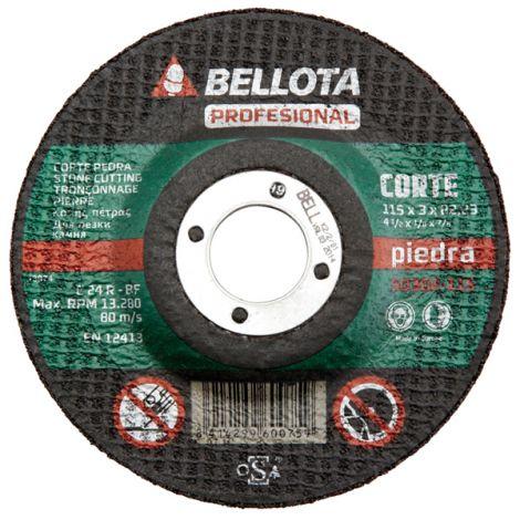 DISCO C PIEDRA PRO BELLOTA 230X3 MM