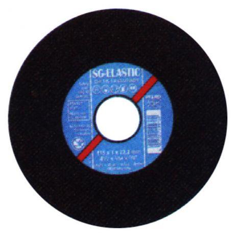 DISCO C H INOX EHT A60 PFERD 115X1 MM