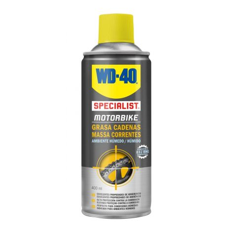 GRASA AEROSOL DOBLE ACCION WD-40 400 ML