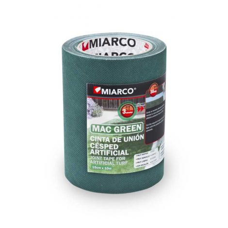 CINTA ADHES UNION CESPED MIARCO 150MMX10MT