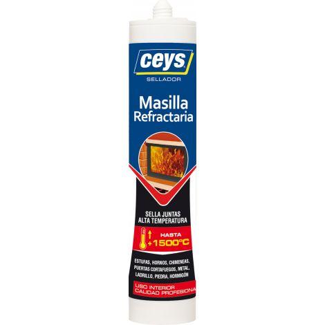 MASILLA REFRACTARIA CEYS 300 ML