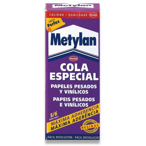 COLA EMPAPELAR P.PESADOS METYLAN 200 G
