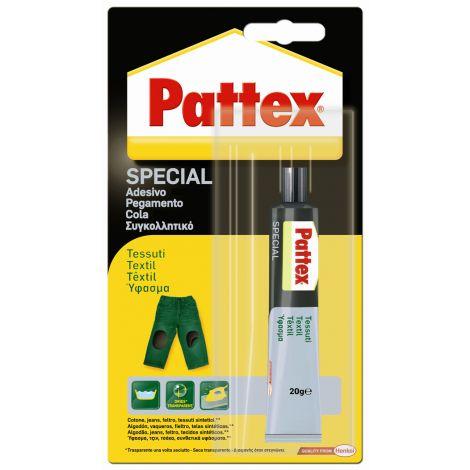 PEGAMENTO TEXTIL PATTEX 20 G