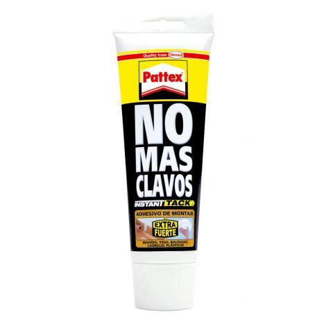 ADHESIVO NO MAS CLAVOS TUBO PATTEX 250 G