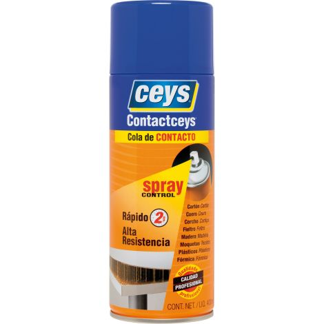 ADHESIVO CONTACTO SPRAY CEYS 400 ML