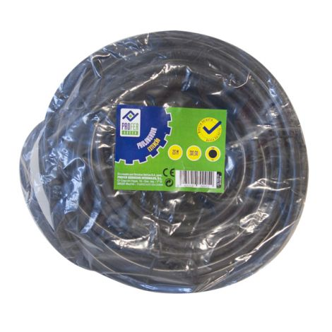 PROLONGADOR JARDIN 25MT NEGRO PROFER G 3X1.5 MM