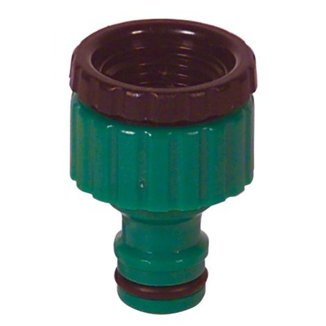 ADAPTADOR GRIFO HEMBRA PROFER GREEN 1/2  -3/4