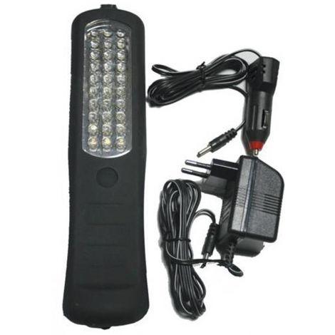 LAMPARA PORTATIL 30 LED+CARGAD SALKI
