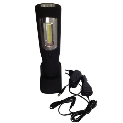 LAMPARA PORTATIL LED RECARGABL AYERBE 3 W