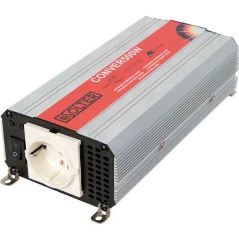 CONVERTIDOR 12V-230W SOLTER 500 W