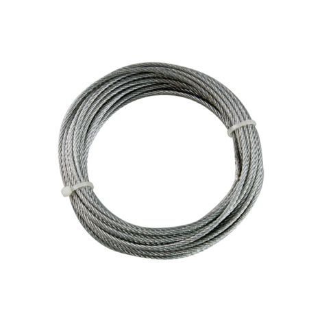 CABLE ACERO GALVA. P/TORNO PROFER HOME 6 M