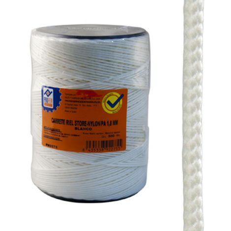 CUERDA NYLON RIEL STORE 1.8 MM PROFER HOME 500 M