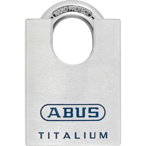 CANDADO TITALIUM ARCO PROTEGID ABUS 50 MM
