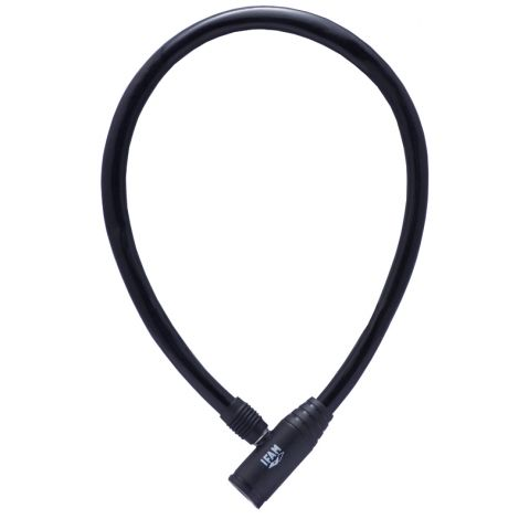 CANDADO CABLE BICI JUNIOR NEGR IFAM 60 CM