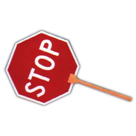 SEÑAL OBRA STOP/PASO M/ALUMIN CV