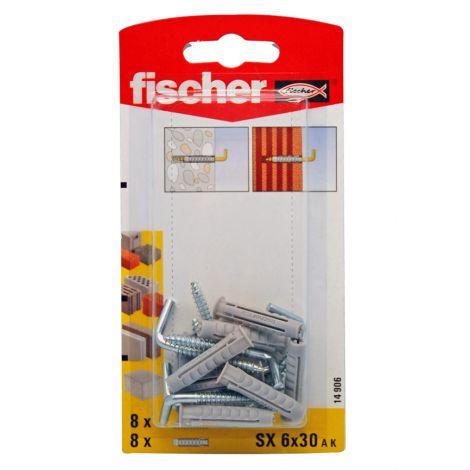 TACO + ESCARPIA SX-8 5 UDS FISCHER