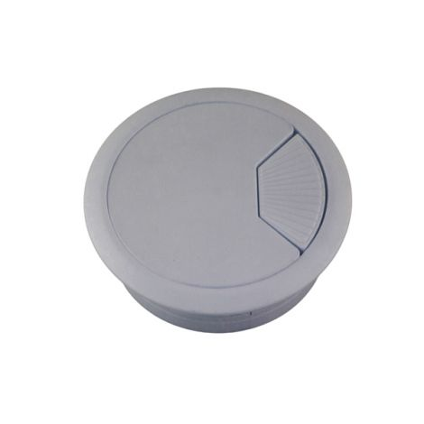 TAPON PASACABLES GRIS BL 1PZ PROFER TOP 60X22 MM