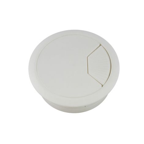TAPON PASACABLES BLANCO BL 1PZ PROFER TOP 60X22 MM