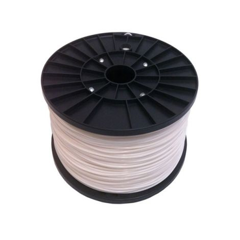 CABLE PARALE BCO CARRETE 400M SEDILES 2X1 MM