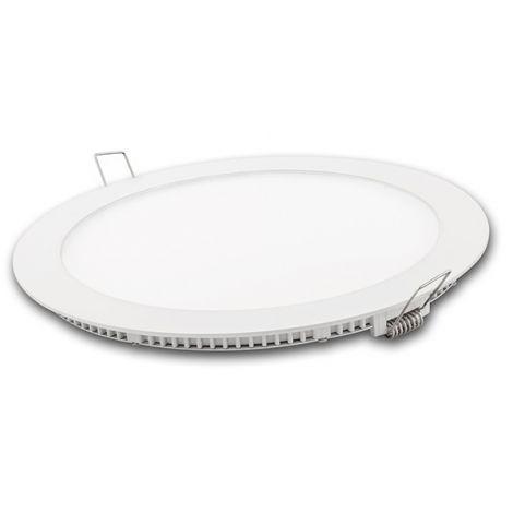 DOWNLIGHT LED REDONDO BLANC LC MATEL 18 W