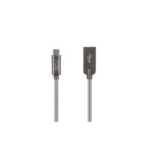 CABLE USB/MICRO-USV PURE METAL DCU