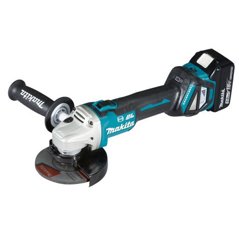 AMOLADORA MINI 125MM 5H +2B MAKITA 18 V