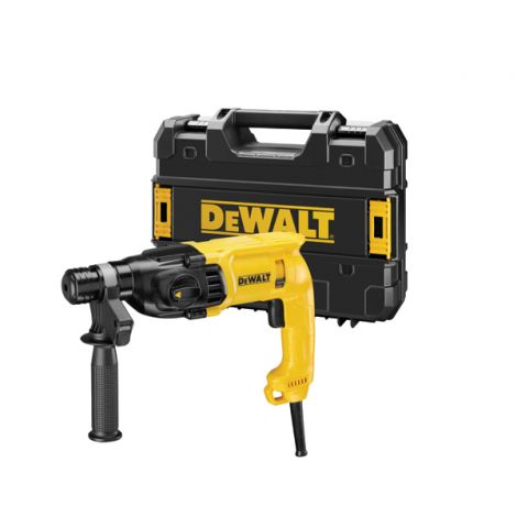 MARTILLO COMBI EL 2J 22MM M DEWALT 710 W
