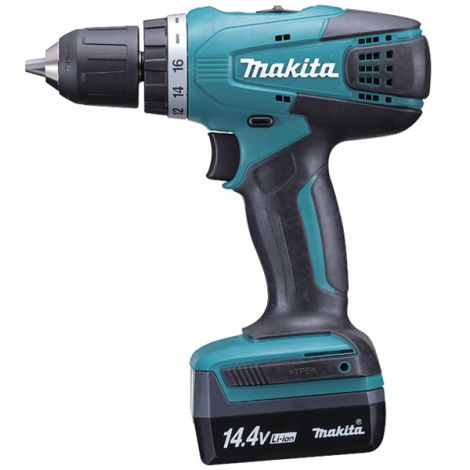 TALADRO ATORN LI 2V RE 3B 10MM MAKITA 14.4 V