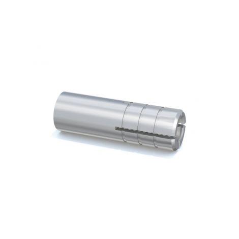 ANCLAJE METALICO HEMBRA C/100 DESA TH M-6