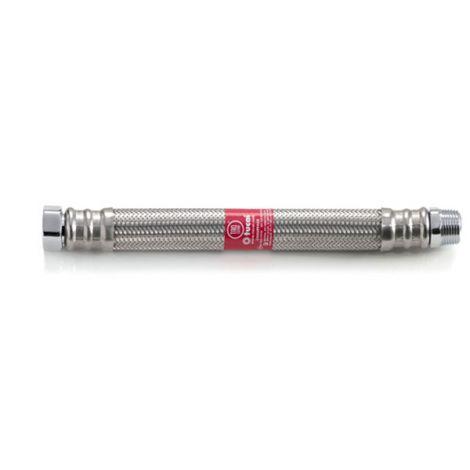 CONEXION FLEX INOX M-H 3/4 EXT TUCAI 40 CM