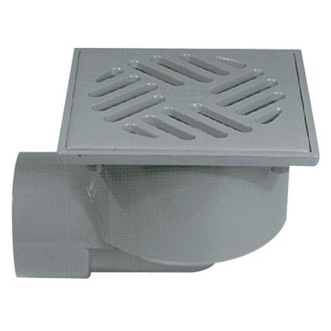 SUMIDERO PVC HORI H 50 S-191 JIMTEN 105X105 MM
