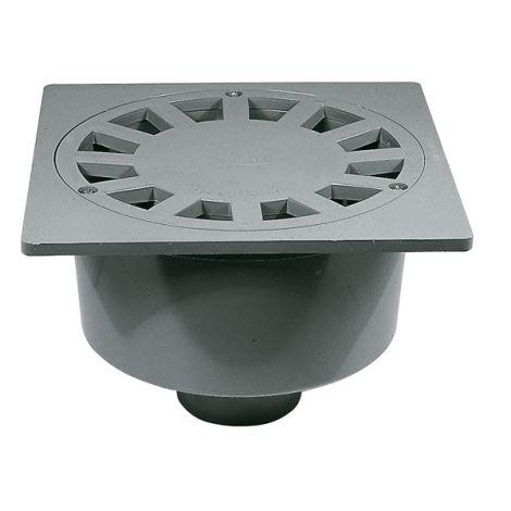 SUMIDERO PVC VERT M 50 S-246 JIMTEN 150X150 MM