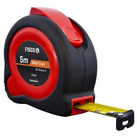 FLEXOMETRO TUF-LOK ANTI-IMPACT FISCO 5MTX19 MM