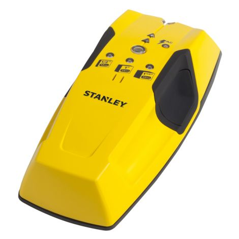 DETECTOR METAL Y CABLES DS150 STANLEY