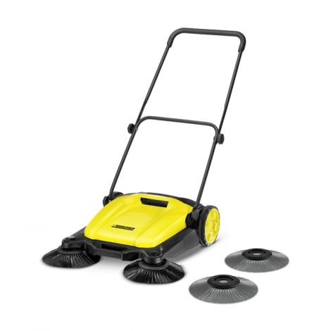 BARREDORA MANUAL 2 CEPILLOS KARCHER 650 MM