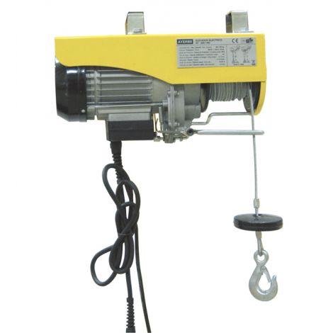 ELEVADOR ELECTRICO 12MT-6MT AYERBE 200-400 KG