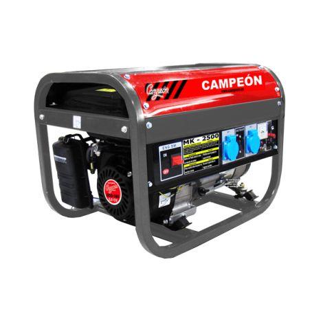 GENERADOR MONOF 4T 5.5 HP CAMPEON 2.2 KW