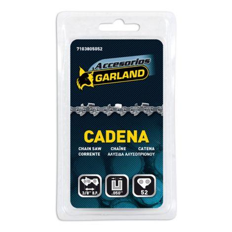 CADENA MOTOSIERRA 3/8 GARLAND 52E
