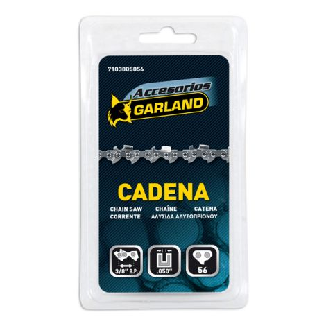 CADENA MOTOSIERRA 3/8 GARLAND 56E