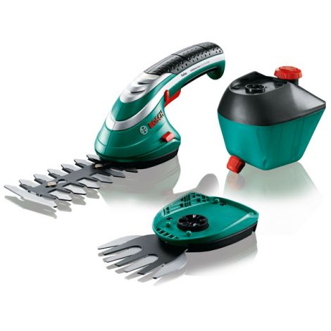 TIJERA BAT LITIO 12CM BOSCH 3.6 V