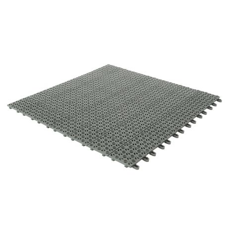 LOSETA MODULAR SUELO GRIS PONTAROLO 56X56X1