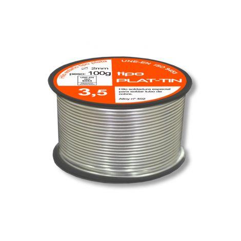 ESTAÑO FONTAN SN-CU 3.5% 2MM BROFIL 100 G