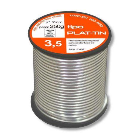 ESTAÑO FONTAN SN-CU 3.5% 2MM BROFIL 250 G