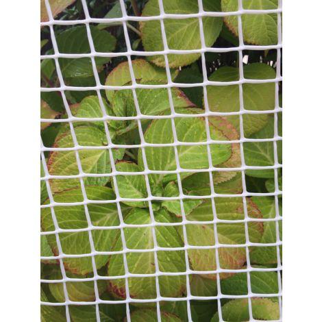 MALLA CUADRADA BLANCA ROLLO PROFER GREEN 1X5 M
