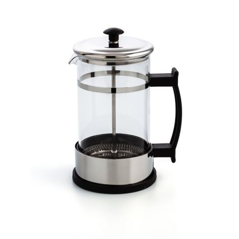 CAFETERA EMBOLO INOX QUID 600 CL