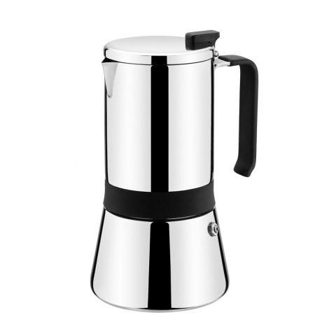 CAFETERA INOX AROMA MONIX 4 TZ