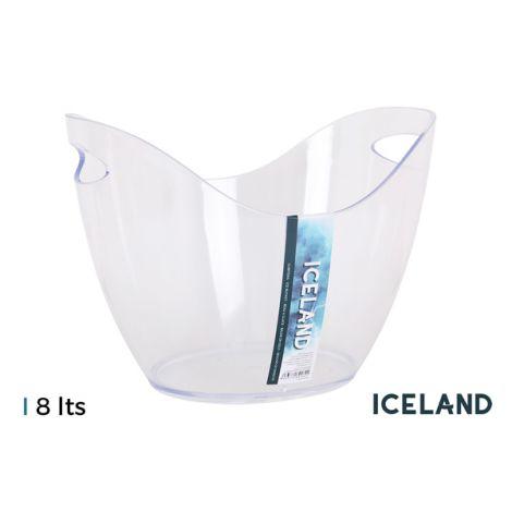 CUBO HIELO ICELAND QUTIN 8 L