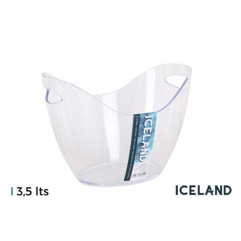CUBO HIELO ICELAND QUTIN 3.5 L