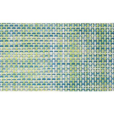 MANTEL INDIVIDUAL PVC VERDE  49X36 CM