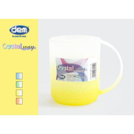 TAZON MUG PVC CRISTALWAY 38 CL